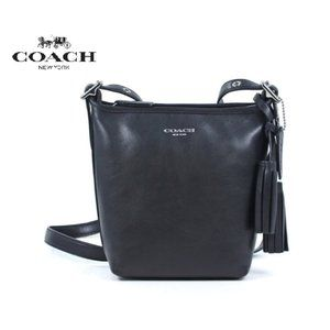 HP⭐️ Coach Legacy Mini Duffle black Crossbody